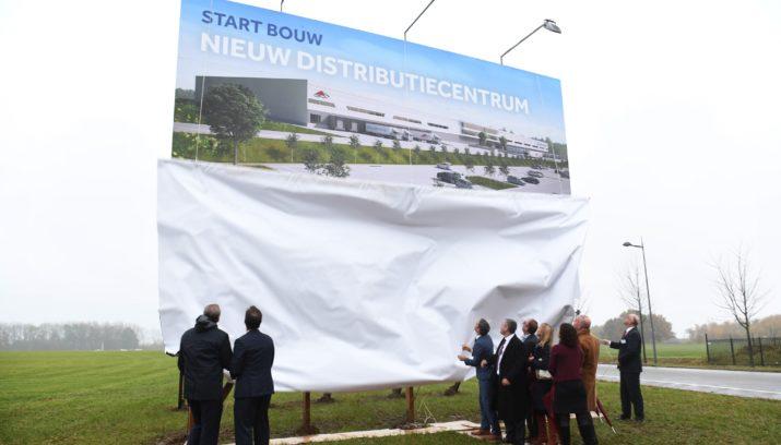 traineetraject met baangarantie, beyond, MedTech, Start bouw nieuw distributiecentrum Heerlen Medtronic-CEVA
