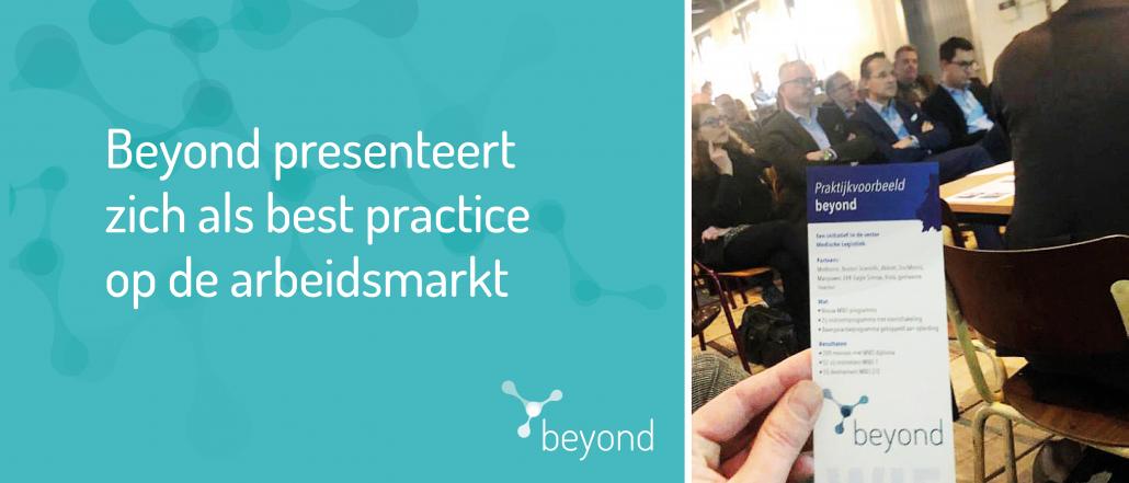 Arbeidsmarkt, best practice, medische logistiek, perspectief op werk, beyond, beyond medtech
